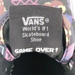 Vans Shoes - Vans Donkey Kong Nintendo Skate Shoes Sneakers